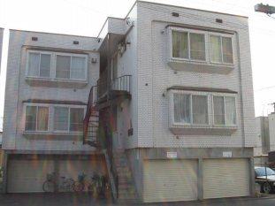 クルーズハウス北14条B棟 2号室